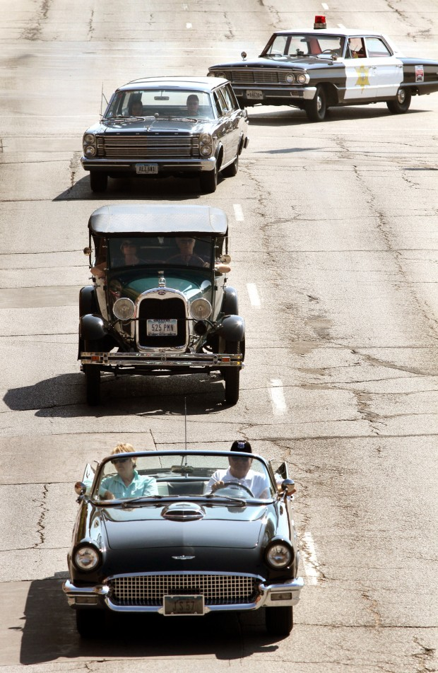 Classic Car Rental Davenport Ia