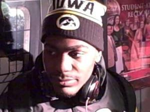 Hawkeye CB Desmond King