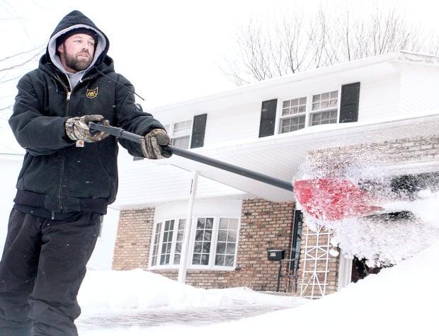 Bettendorf shoveler