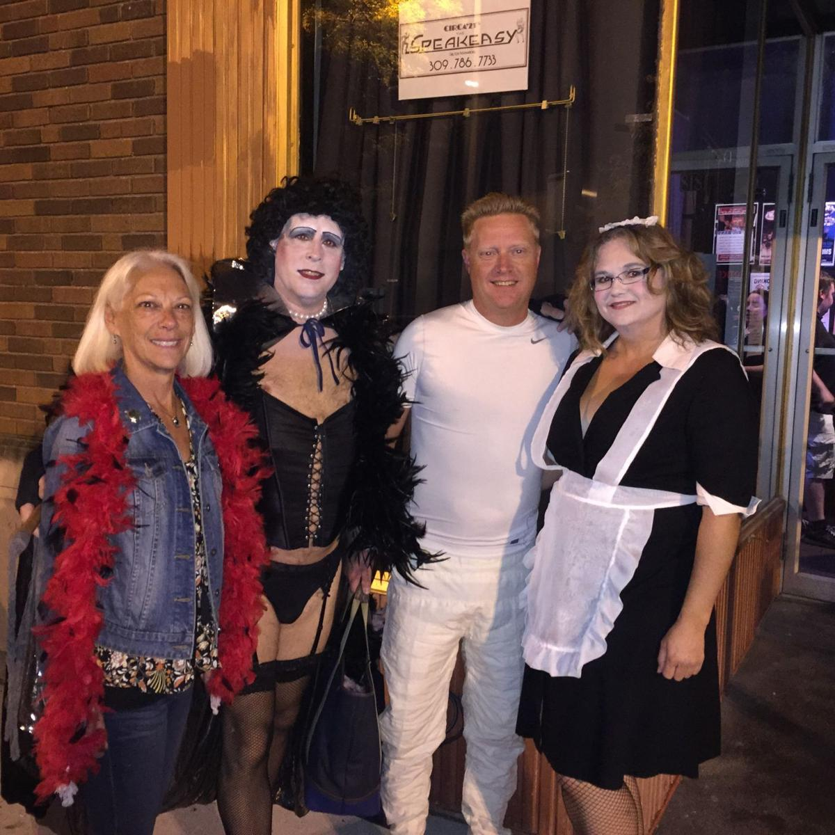Out & About: 'The Rocky Horror Show'