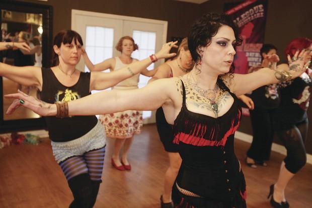 Danielle Colby, burlesque troupe preach 'Gospel' in new show