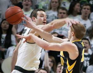 Photos: Iowa beats Michigan State