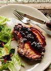 The Kitchn: Pork Chops in Port Wine Sauce