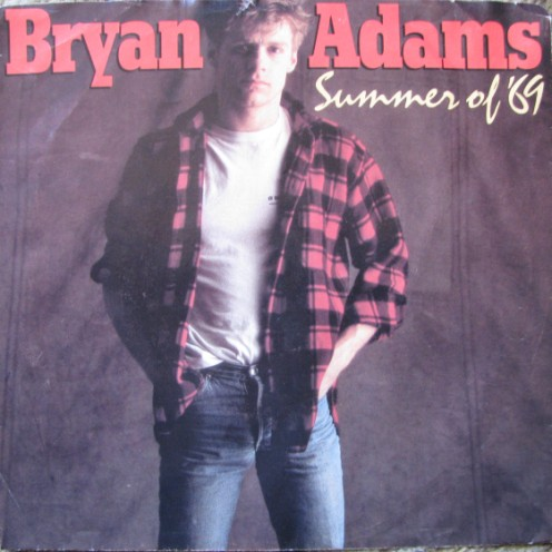Best days of my life bryan adams