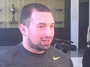 Hawkeye RB Mark Weisman