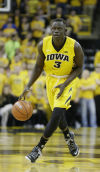 Hawkeyes expect Jok to return against Marquette