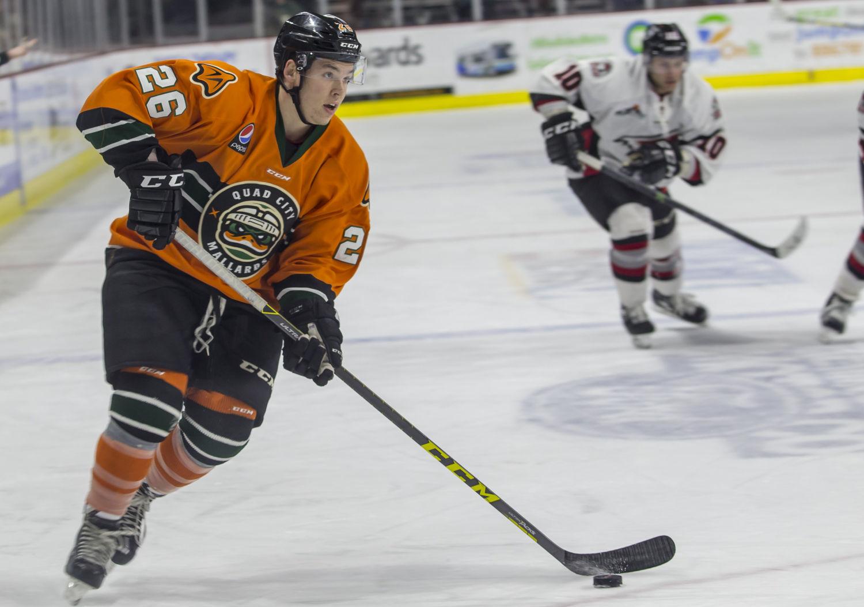 ECHL: Mallards Likely To Begin League Playoffs Without Michalek, Gelinas