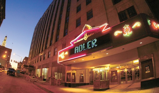 Adler Theatre Grand Re-Opening