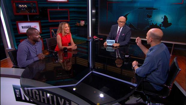 Thede makes history as writer on Comedy Central's 'Nightly Show'