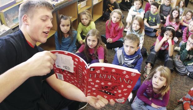 Student Challenge reading program