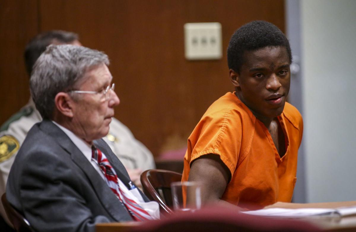Murder sentencing
