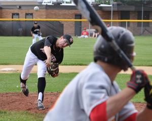 UT vs. Rock Island regional baseball