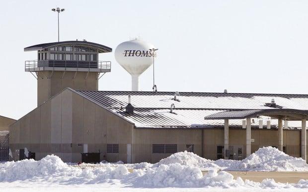 Thomson prison sale