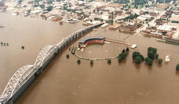 Mississippi River Flood «