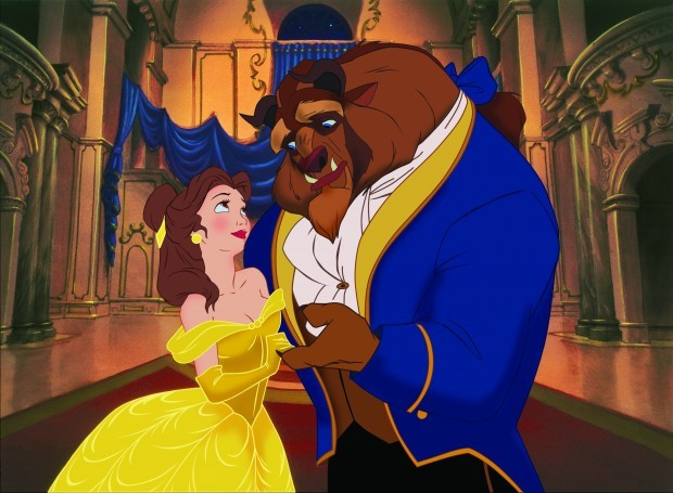 Disney BEAUTY & THE BEAST 3D