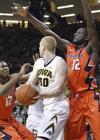 Photos: Hawkeyes basketball 2014-15