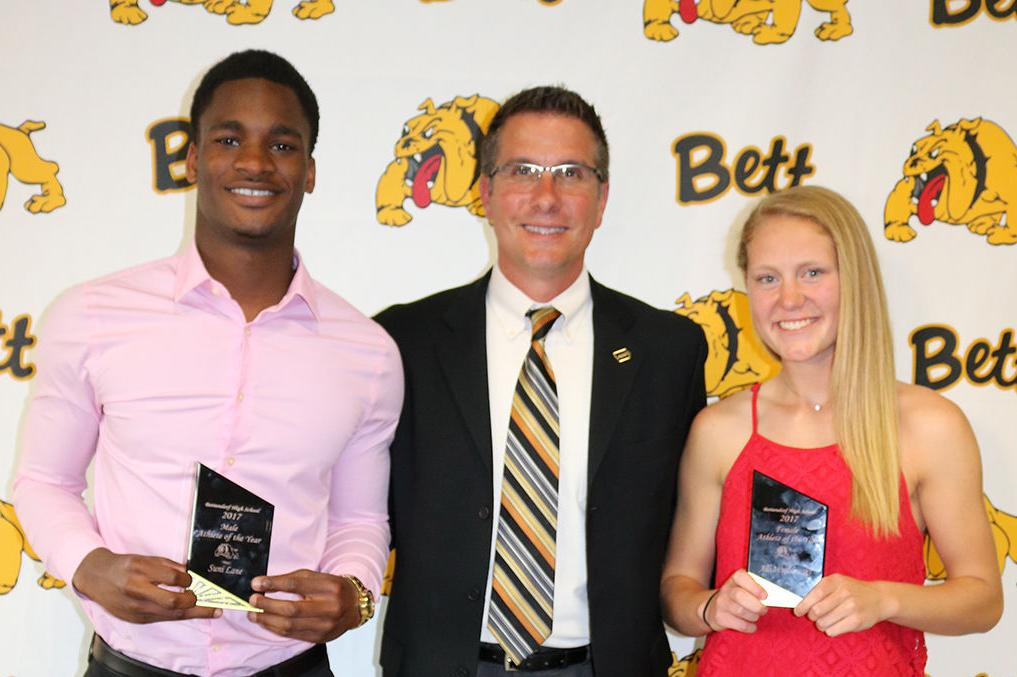 BHS 2017 Athlete of the Year Winners