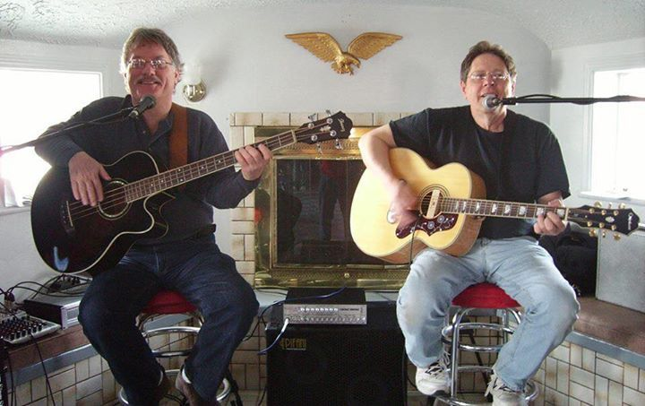 Greg and Rich Acoustic Duo