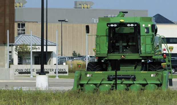 John Deere Layoffs