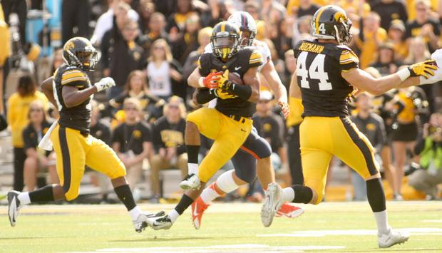 Hawkeyes prepare for Huskers: 'We know we will get their best shot'