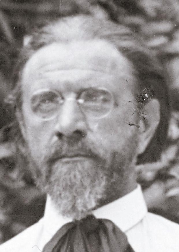 B J Palmer - Alchetron, The Free Social Encyclopedia