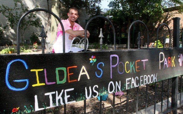 Gildea's Pocket Park
