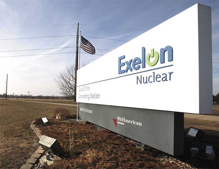 Exelon nuclear security