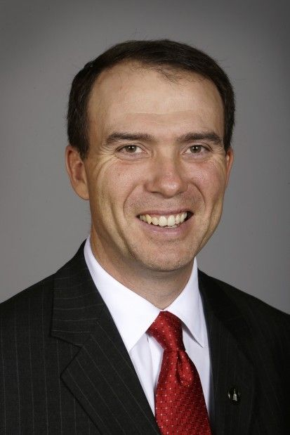 Iowa state Rep. Greg Heartsill