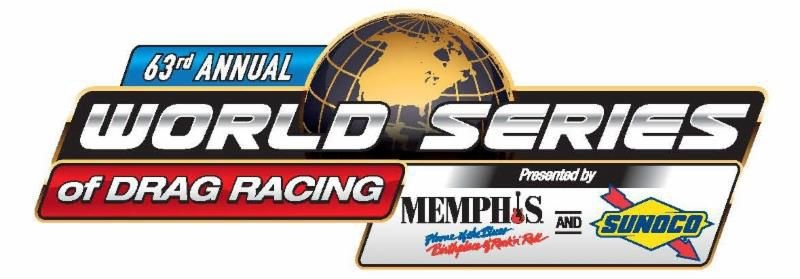 World Series of Drag Racing logo