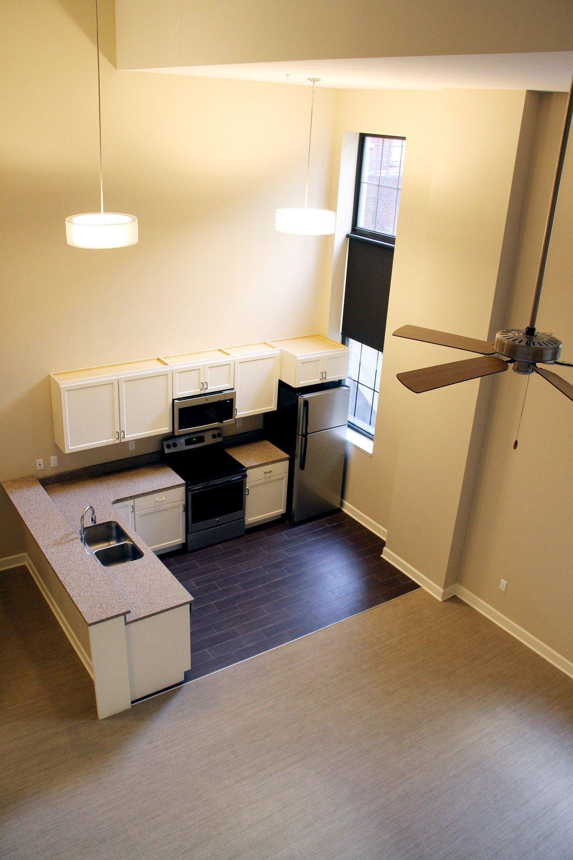 Loft Apartments Iowa City