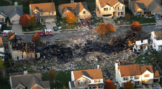 Owner Furnace May Be Behind Deadly Indiana House Explosion