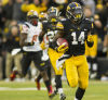 Hawkeyes' King named Big Ten's top defensive back