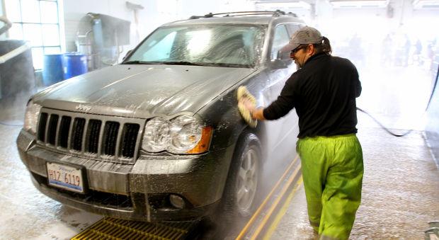 Car Wash Moline