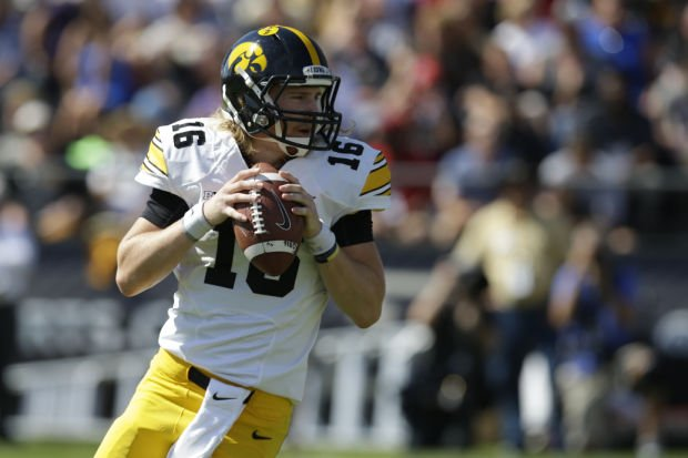 Patient, persistent Beathard ready for his 'time'