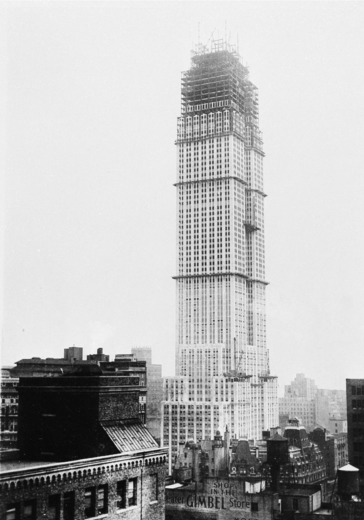 1930: Empire State Building