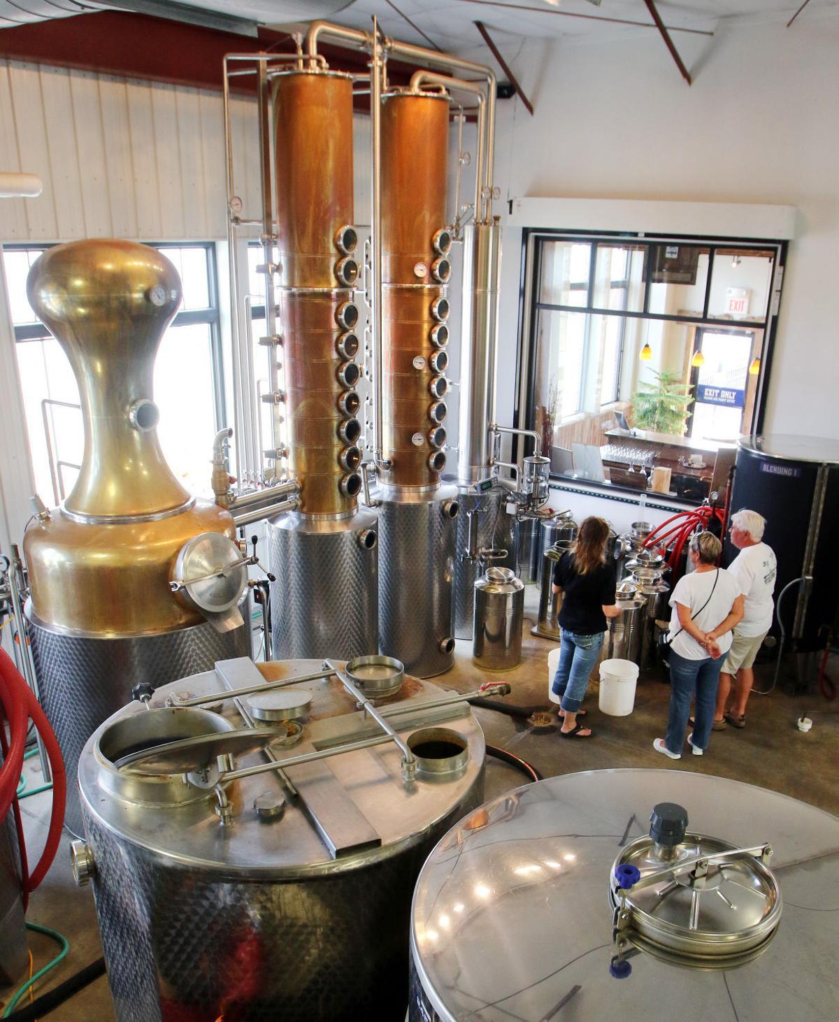 Mississippi River Distilling Co.