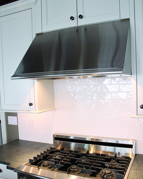 Kitchen Cabinets Quad Cities: Range Hoods Are Becoming Focal Points