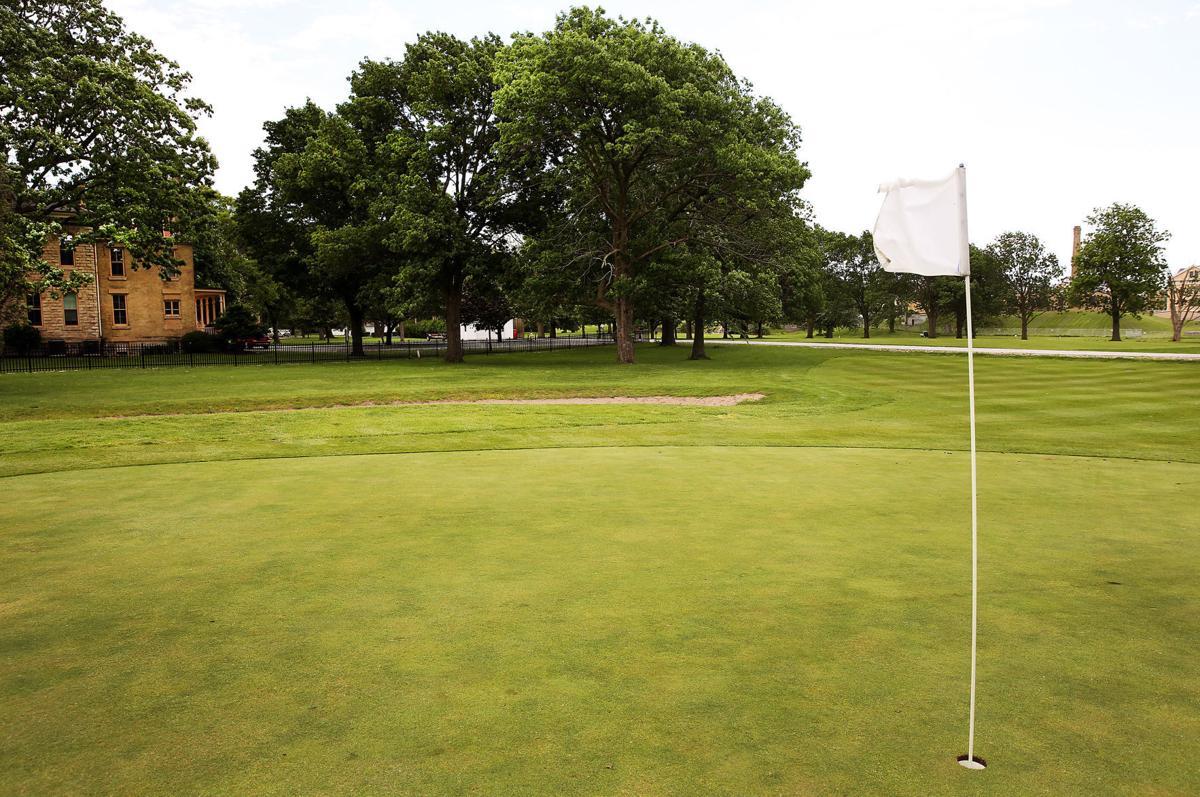 Rock Island Arsenal Golf