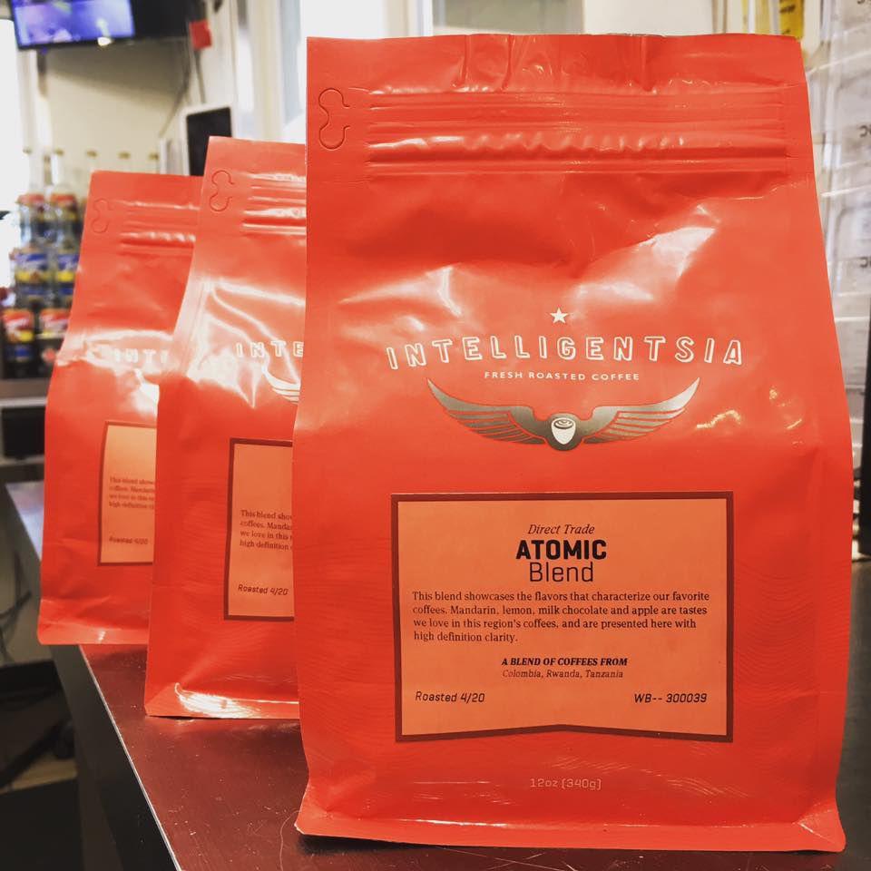atomic coffee menu