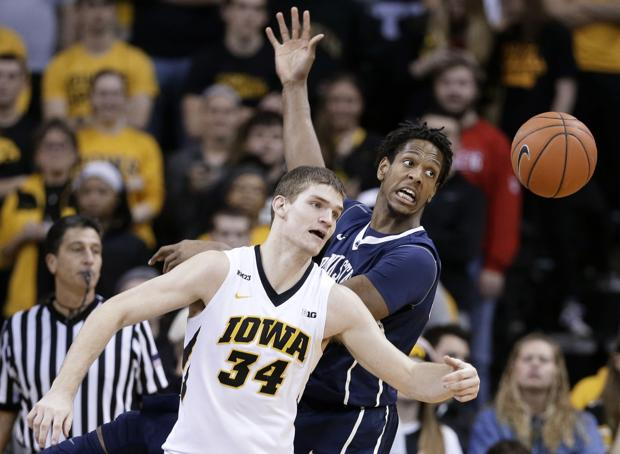 Doxsie's after-thoughts from Iowa's 73-49 victory over Penn State