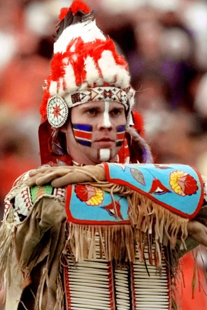 controversy on native american mascots essay How do native americans really feel about the washington redskins nickname  about the controversy over american indian mascots and nicknames in sports, i have followed the issue about as .