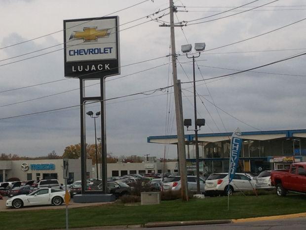 lujack 39 s gm settle business lawsuit economy