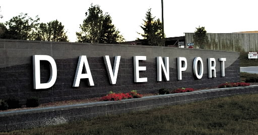 Davenport sign