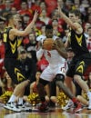 Hawkeyes expect to bounce back vs. Wildcats