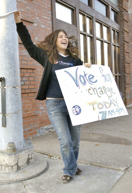 Iowa brings out the '08 youth vote