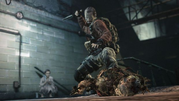 VIDEO GAME REVIEW                          'Revelations 2': Tiny but transcendent