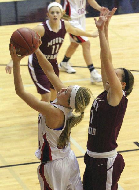 assumption single girls Volleyball: girls freshman double dual vs north scott high school rescheduled t.