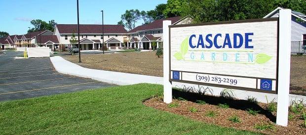 Cascade Garden In Ri Celebrates Completion Local News