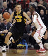 Uthoff gets chance to mingle with nation's best
