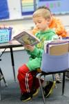 Third-grade reading